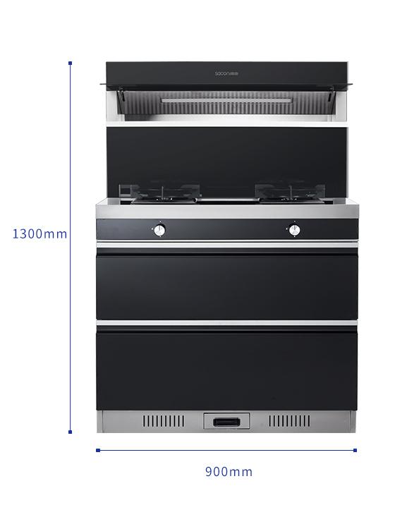 帅康FB661高端集成灶